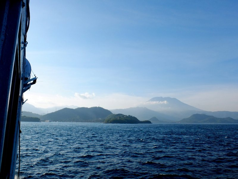 Bali awaits.
