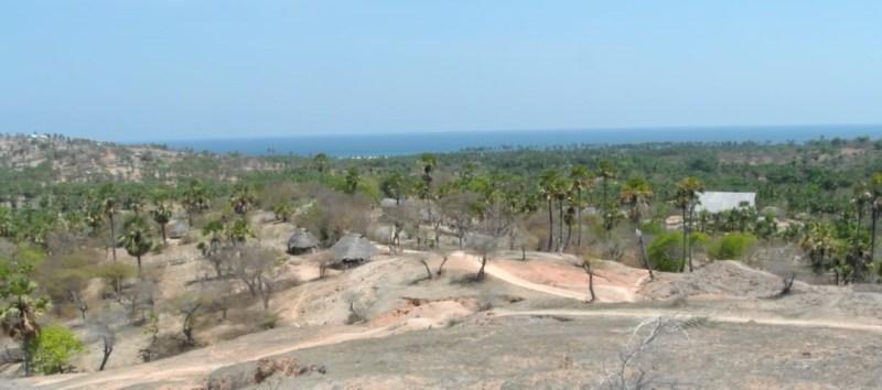 Sabu coastline