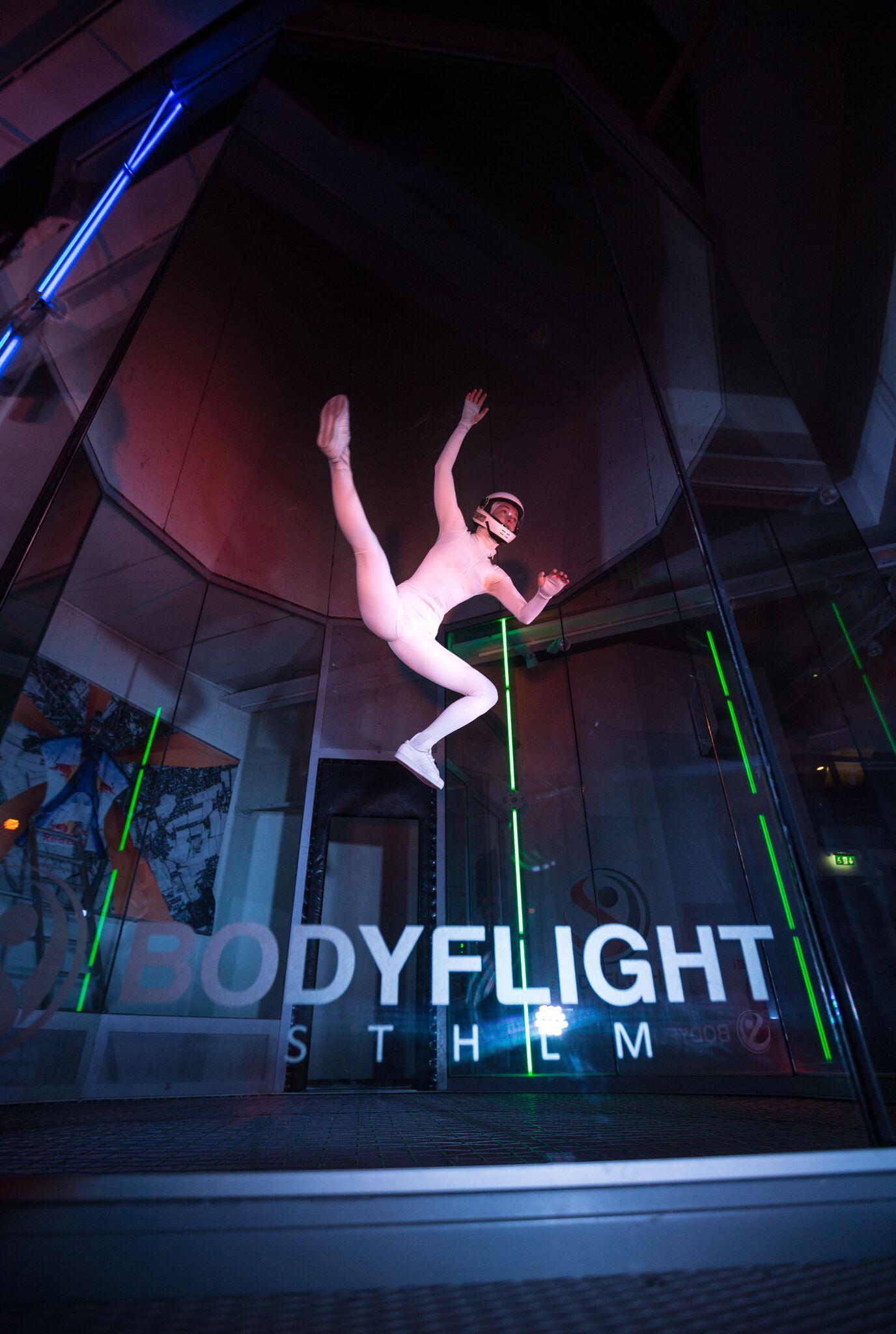Bodyflight STHLM