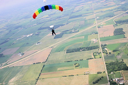Seven Hills Skydivers of Madison, WI
