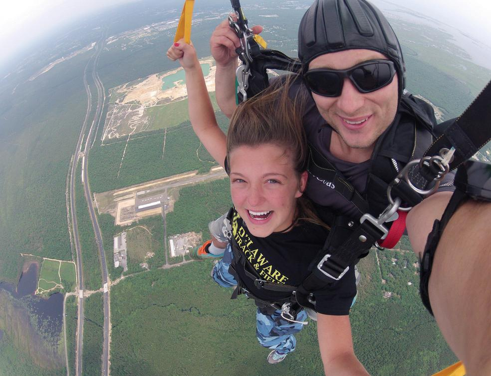 Skydive East Coast