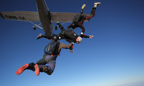 Skydive Adelaide