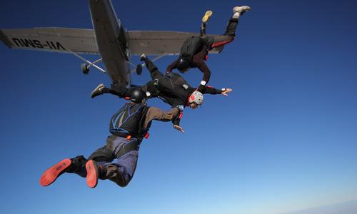 Skydive Adelaide