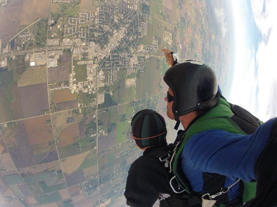 Adventure Skydiving
