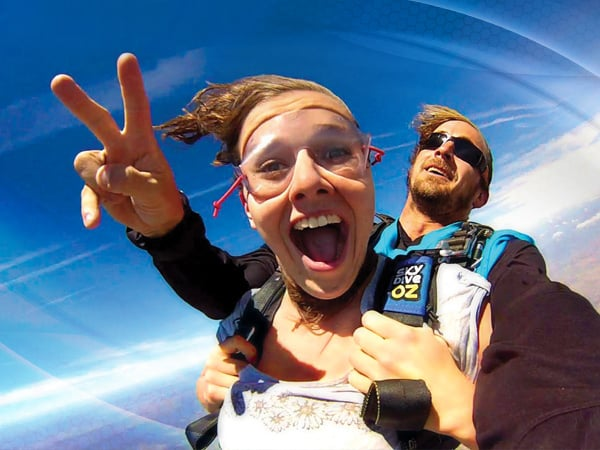 Skydive Oz Bathurst