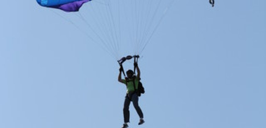 Crete Skydiving Center
