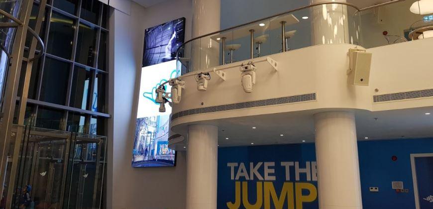 Gravity Indoor Skydiving