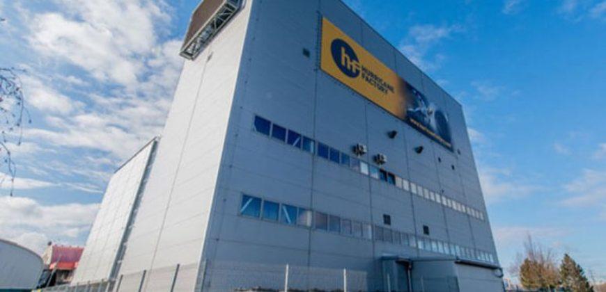Hurricane Factory Prague