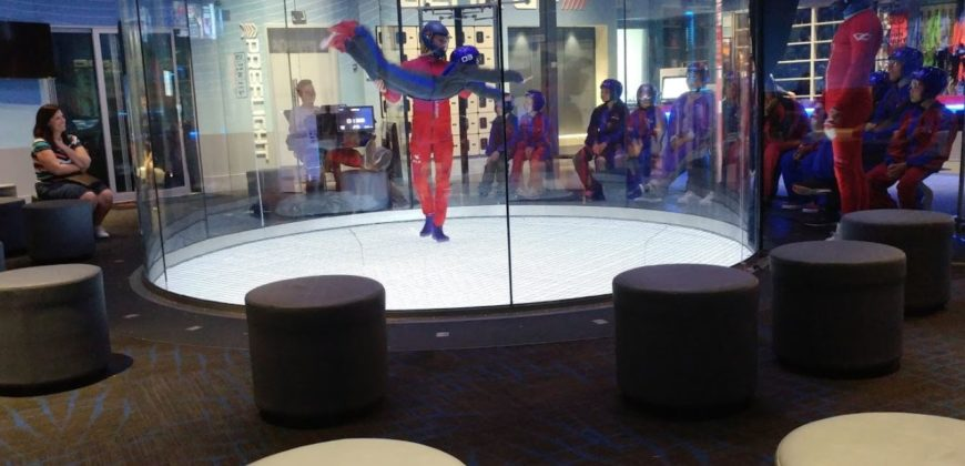 iFLY San Diego Mission Valley