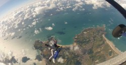 Skydive Jersey, New Jersey