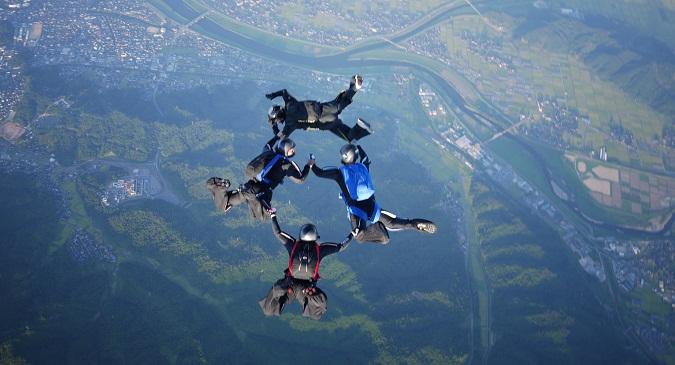 Skydiving Kansai