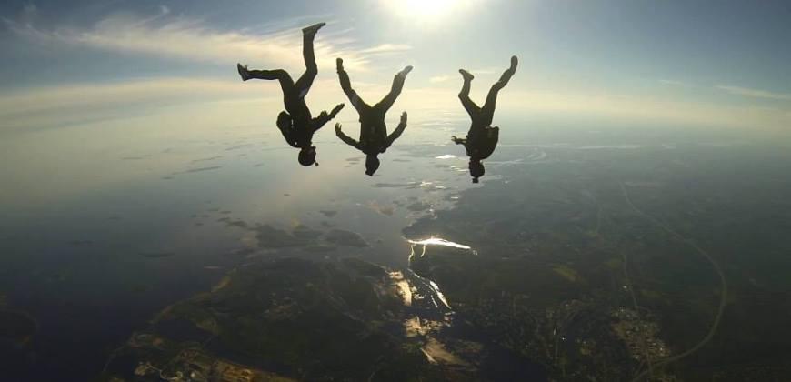 Skydive Kemi – Kemin Laskuvarjokerho ry