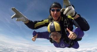 London Parachute School
