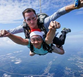 Above The Poconos Skydivers / NEPA Ripcords