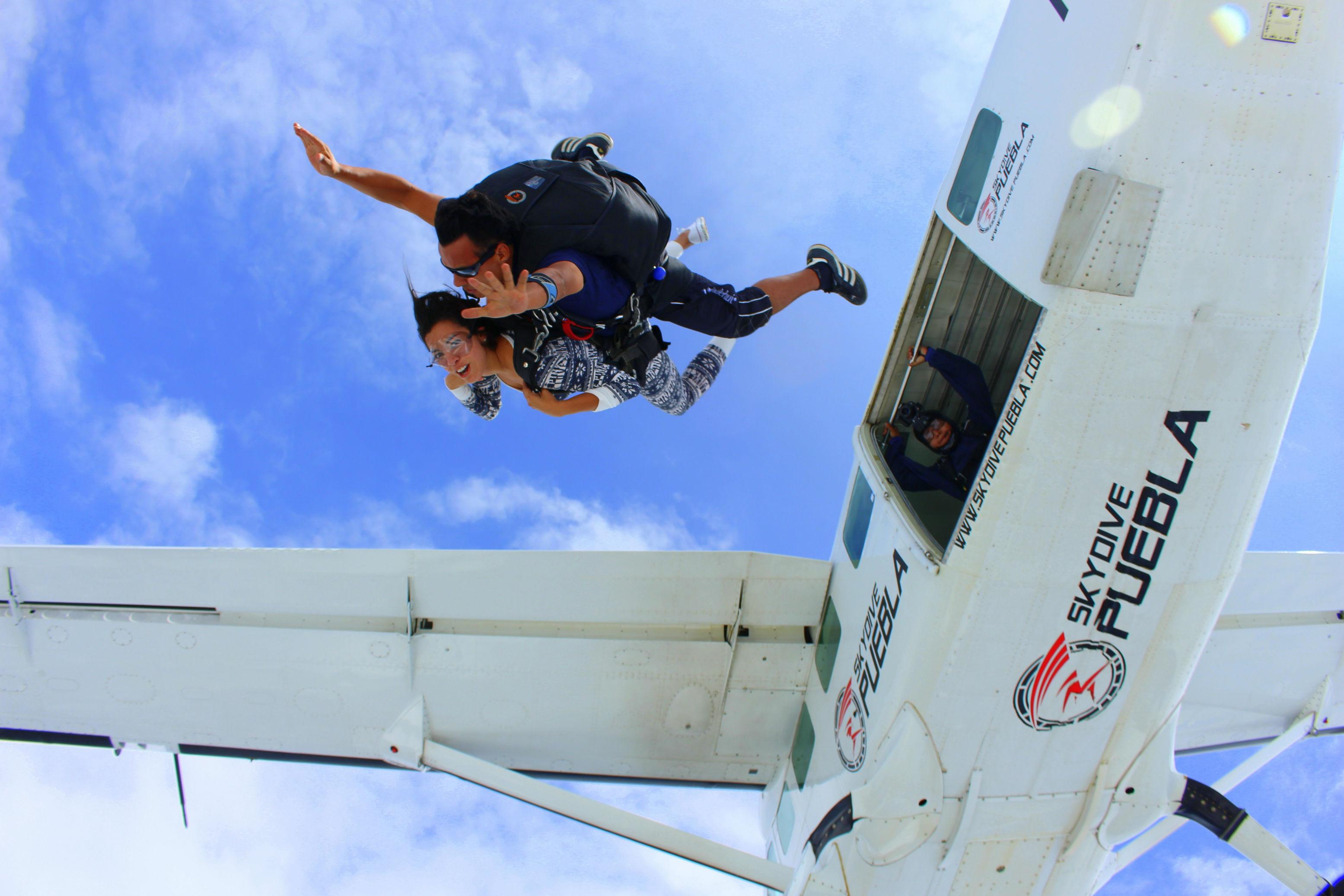 Skydive Puebla