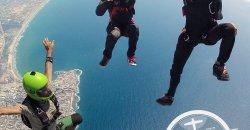 Skydive Shomrat