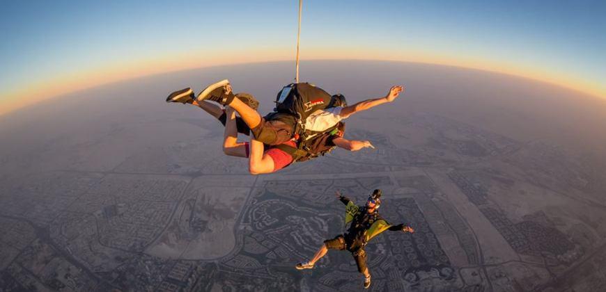 Tuofeng Skydiving Yangjiang