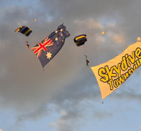 Skydive Townsville