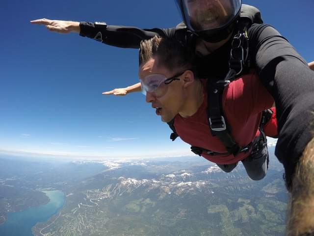 Skydive Whitefish