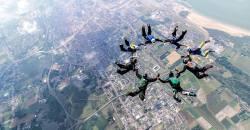 Para Groupe Jean Bart Dunkerque – parachutisme