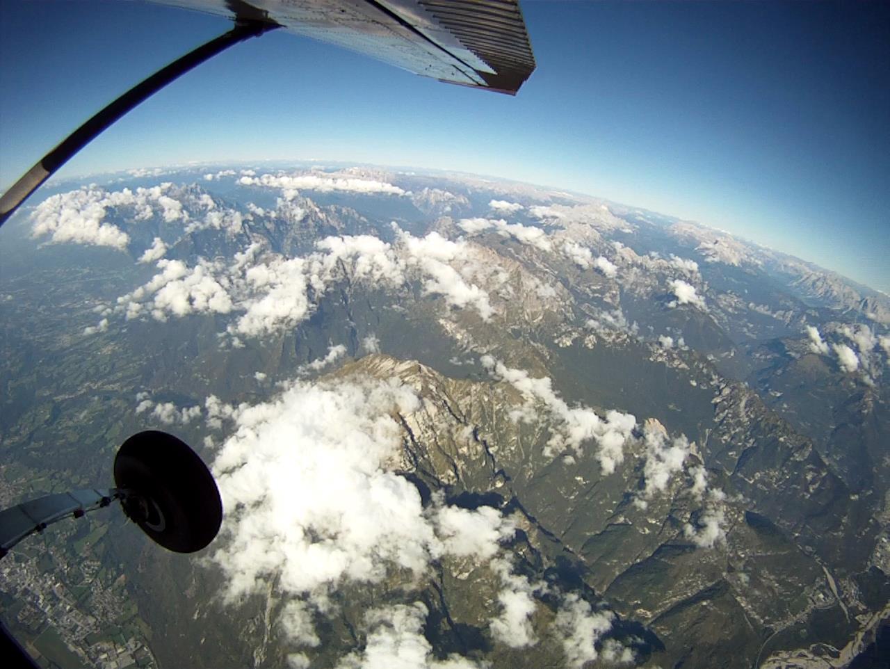 Skydive Belluno Dolomiti