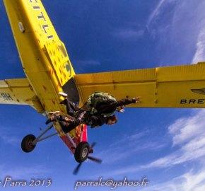 BFCP, Burgundy Franche Comte Parachutisme