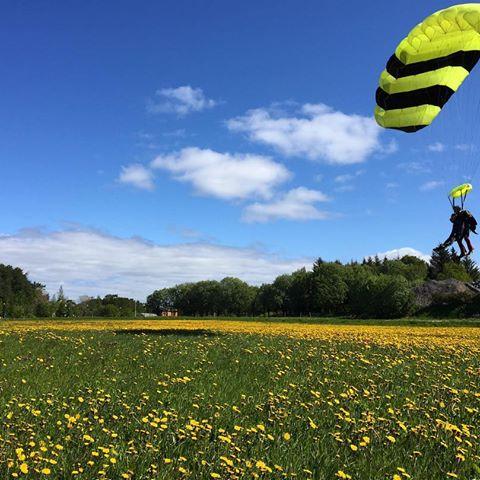 Bodoe Parachute Club (Bodø Fallskjermklubb)