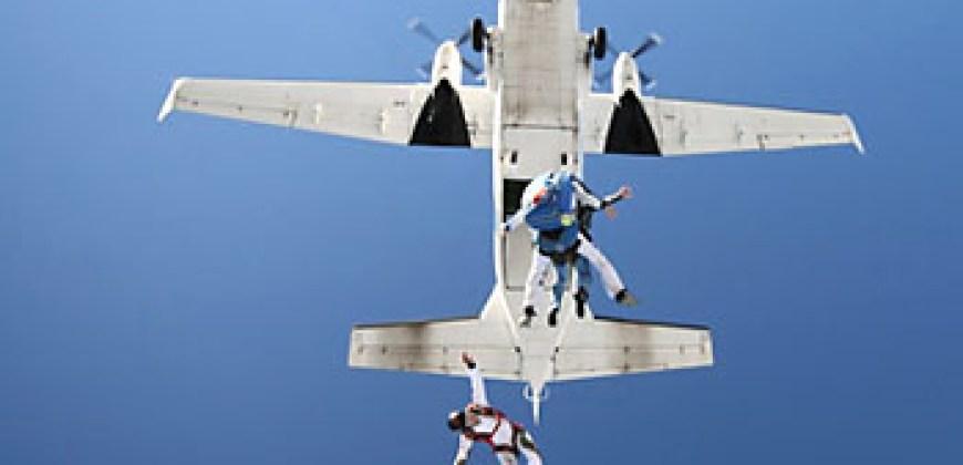 DZ Lapalisse, Cavok Parachutisme Sportif