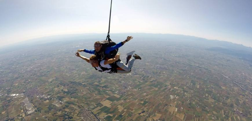 Sky Dream Center, Skydive Cumania