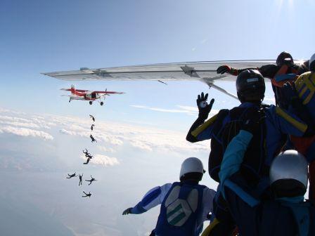 Fallschirmsportclub Münster (Skydive Muenster)
