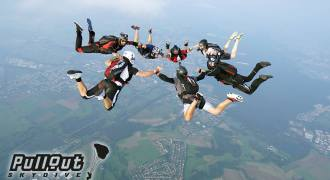 Pullout Skydive
