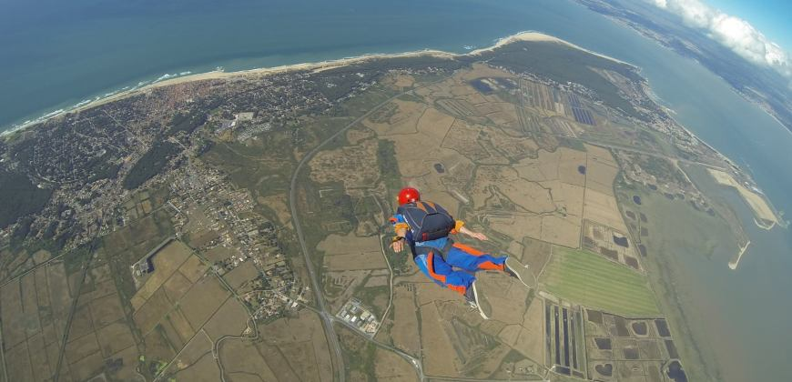 Airmoves Skydiving Soulac sur Mer