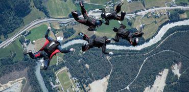 Skydive Tønsberg (Fallskjermklubb)