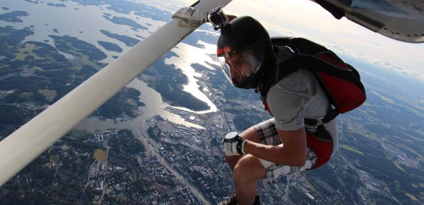 Skydive Turku