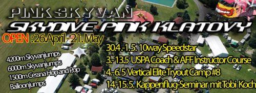 DZ Events April'18