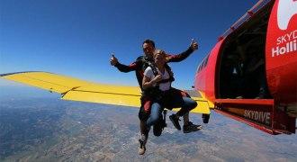Skydive Silicon Valley