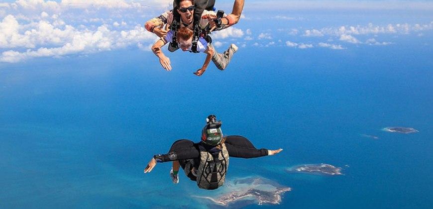 Skydive Thailand