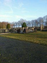 begraafplaatsfoto