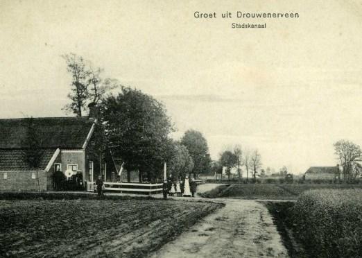 Historisch (foto)boek over het dorp Drouwenerveen
