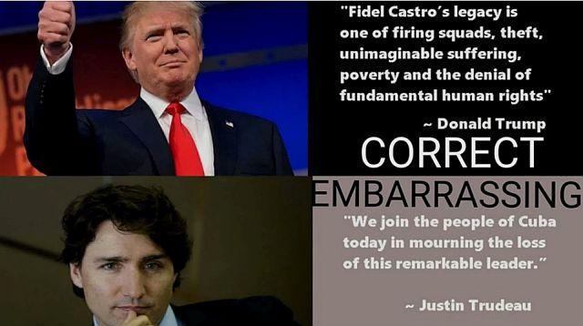 trump-and-trudeau-on-castro-death