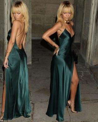 6. Giorgio Armani – London Fashion Week (2012)