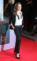 3. Saint Laurent – BAFTA Awards (2014)