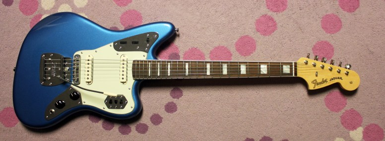 Fender Jaguar 50th 1