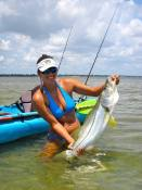 Snook girl