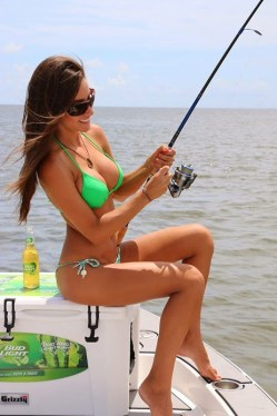 models fishing