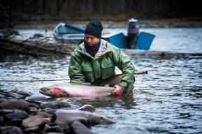 Monster steelhead