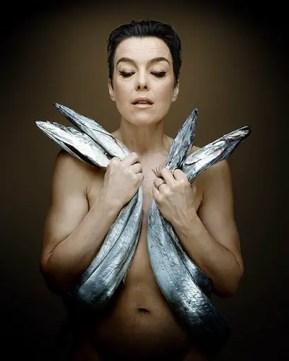 Olivia Williams - sabre fish