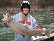 Laura Rodgers, Idaho steelhead