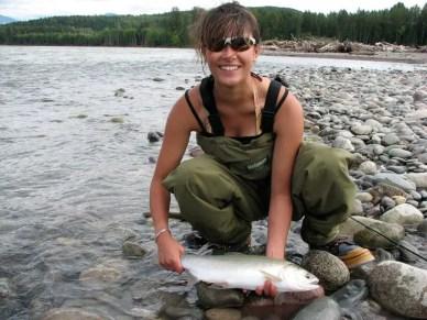 Angler unknown - steelhead