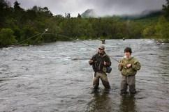 Alaska, No See Um Lodge - Matt Harris, Fishing with Bears
